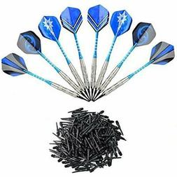 12pcs Leisure Sports & Game Room 18g Soft Dart With 16 Fligh