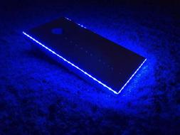 2pc LED Cornhole Edge Lights MIX/MATCH COLORS! - Corn Hole B