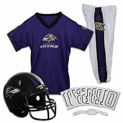 Baltimore Ravens Youth Franklin Sports NFL Deluxe Youth Unif