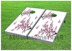 Big Day Spring Wedding Boards Cornhole Boards BEANBAG TOSS G