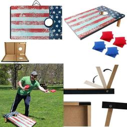 Bigtree Cornhole Bean Bag Toss Game For Tailgating Outdoor S