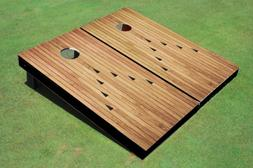Bowling Alley Custom Cornhole Board