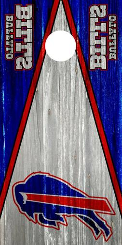 Buffalo Bills Cornhole Wrap Board Decal NFL Skin 3M Vinyl Bo