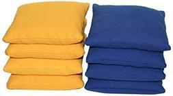 cornhole bags set 4 royal blue 4