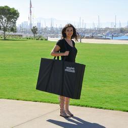 GoSports Premium Cornhole Carrying Case Regulation Size 3 x