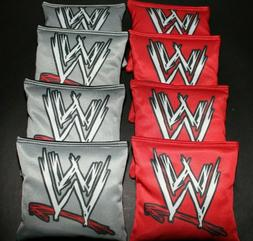 Custom World Wide Wrestling  WWW  8 ACA Regulation Cornhole