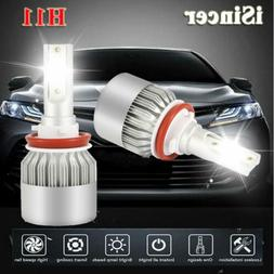 H8 H9 H11 1800W 300000LM LED Headlight Bulbs Conversion Kit