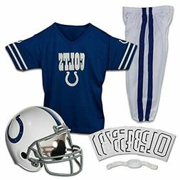 Indianapolis Colts Youth Franklin Sports NFL Deluxe Youth Un