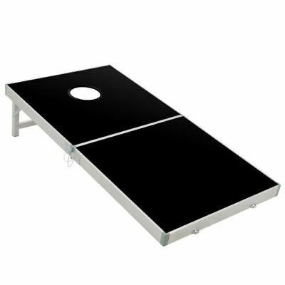 Aluminium Cornhole Pro Regulation Size Game Set 4 2FT
