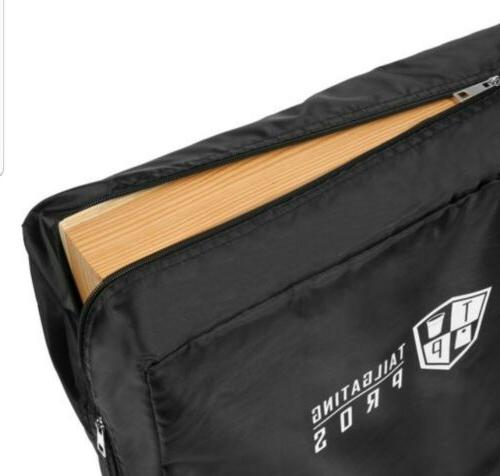 Tailgating Pros Case Only Cornhole Boards