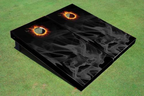 eclipse custom cornhole board