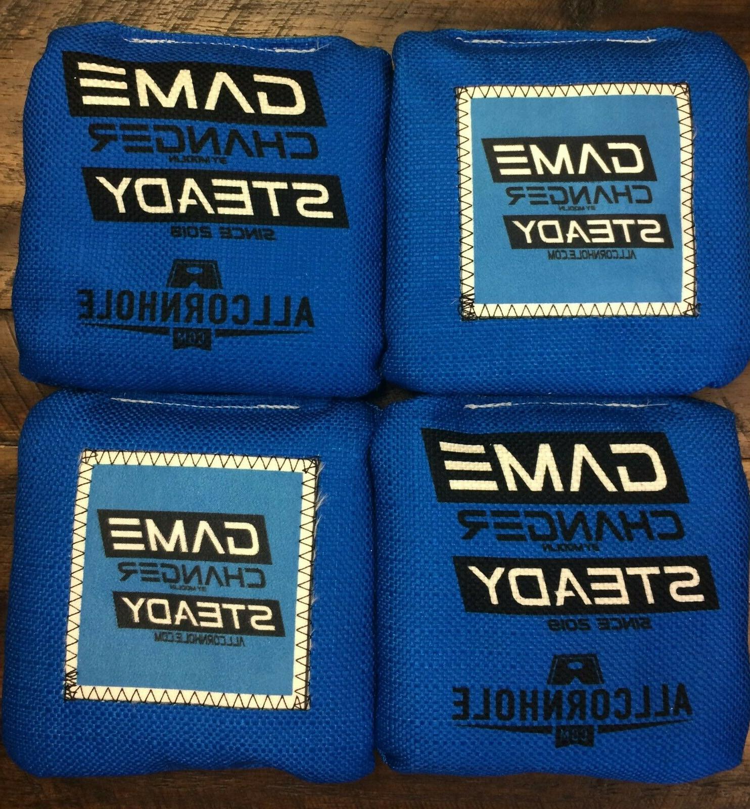 Game Steady Cornhole Bags ACO Approved