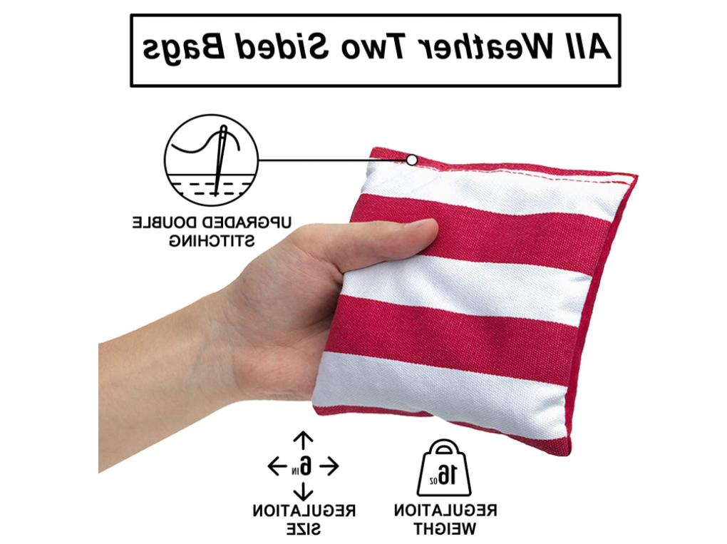 JST Pro Bags of Regulation