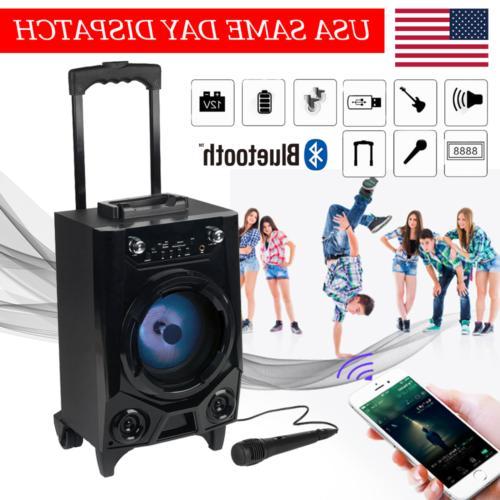 BT Bluetooth Big Stereo Mic