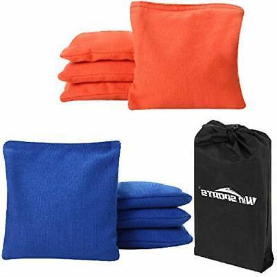 Premium Cornhole Set Bags