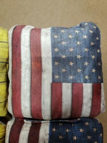 Pro Cornhole Slick Stick Weather American Tread