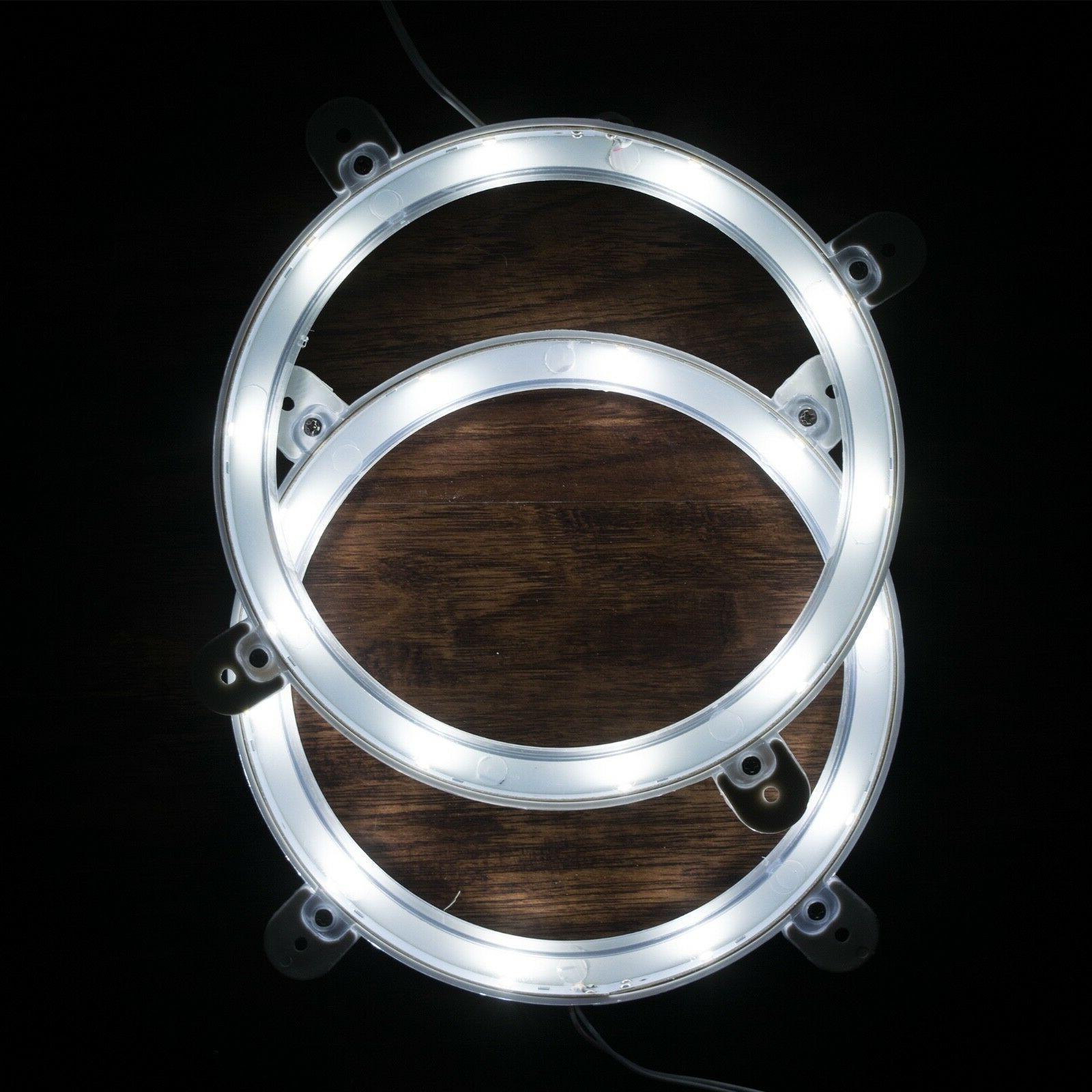 Set 2 Cornhole LED Night Lights & Corn Hole Bean Board