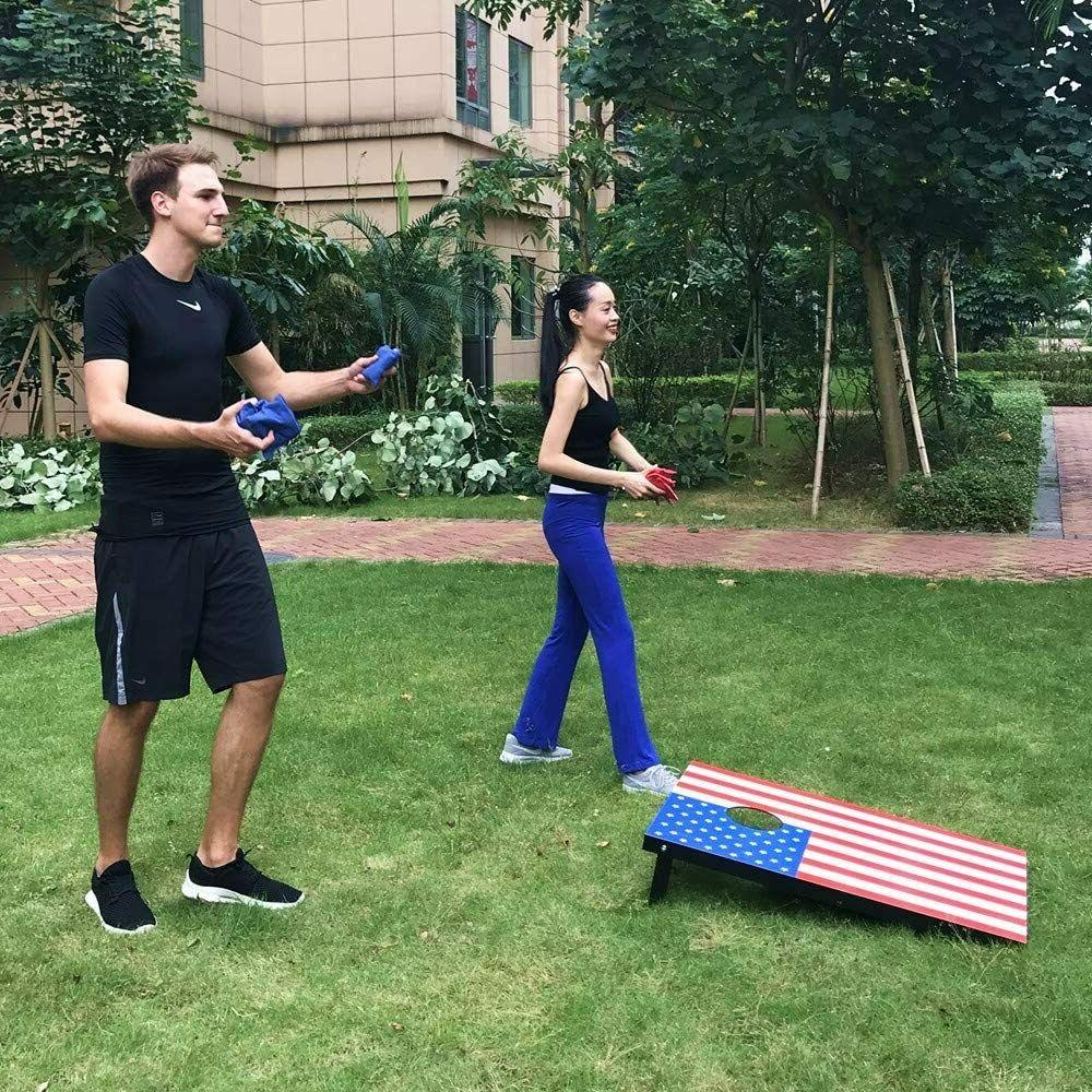 haxTON Sets; American Flag; hole game; Family FUN