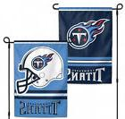 Tennessee Titans NFL Garden Flag Football Double Sided Licen