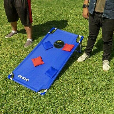 GoSports XL Boards Toss Game Set with 8 and Case Kids