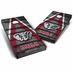 Wild Sports NCAA College 2' x 4' Grey Authentic Cornhole Gam