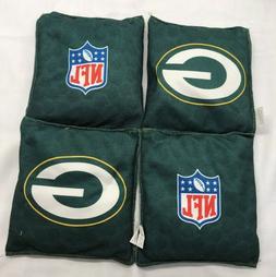 Wild Sports NFL Authentic Cornhole Bean Bag Set  Polyester
