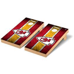 NFL Kansas City Chiefs 2' x 4' Vintage Regulation Cornhole B