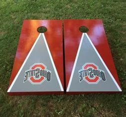 Ohio State Custom Cornhole Boards