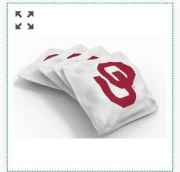 Wild Sports Oklahoma Sooners XL Cornhole Bean Bags