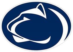 "Craftique Penn State Lions Vinyl Sticker 9""x12"" Decal Cornho"