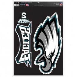 "Philadelphia Eagles 11"" x 17"" Multi Use Decals - Auto, Walls"