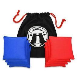 GoSports Premium All-Weather Duck Cloth Cornhole Bean Bag Se