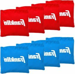 "Franklin Sports Replacement Bean Bags for Cornhole  4"" x 4"""