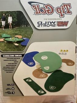 Tip Golf By Wild Sports Compare To CornHole Game