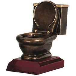 Toilet Bowl Trophy - Last Place Awards  by DECADE AWARDS