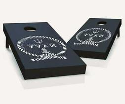 US Navy Global Cornhole Set - Choose Your Accessories