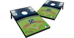 Wild Sports New York Yankees Tailgate Cornhole Boards 3 x 2